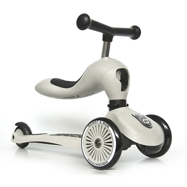 Patinete Scoot and Ride Gris
